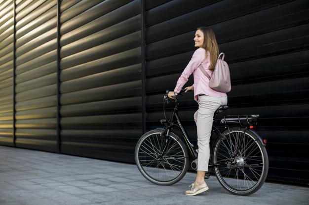 Ventajas de las bicicletas a motor